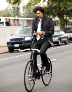 Digital biker