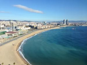 Barceloneta swim (Borja)