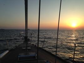 19 julio 6:46AM: Illa de la Maça D'Oros, Cap de Creus